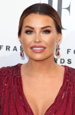 Jessica Wright At FiFi Fragrance Foundation Awards in London