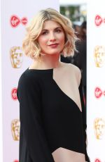 Jodie Whittaker At 2019 British Academy Television Awards at Royal Festival Hall in London