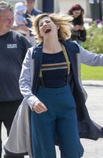 Jodie Whittaker Films for BBC