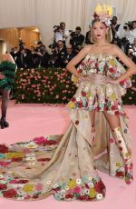 Josephine Skriver At 2019 MET Gala in NYC