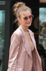 Josephine Skriver At the Martinez hotel during the 72nd annual Cannes Film Festival in Cannes