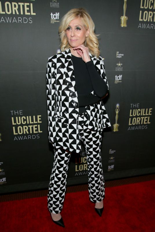 Judith Light At 34th Annual Lucille Lortel Awards in New York City