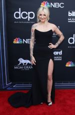 Julia Michaels At 2019 Billboard Music Awards at MGM Grand Garden Arena in Las Vegas
