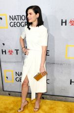 Julianna Margulies At L.A. premiere of National Geographic