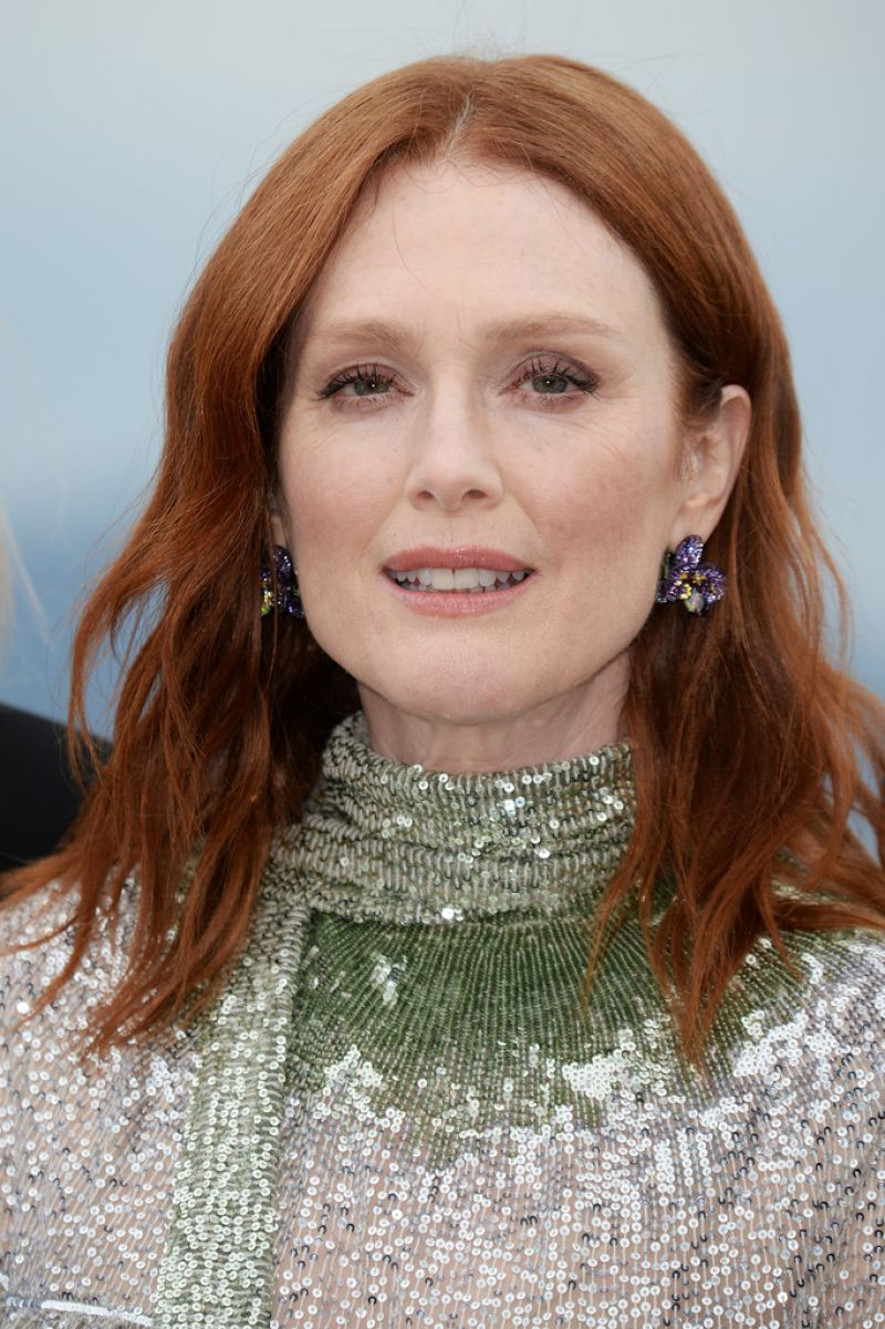 Julianne Moore At ''The Staggering Girl'' Photocall during ...