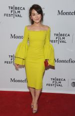 Karen Fukuhara At The Boys Premiere at Tribeca Film Festial