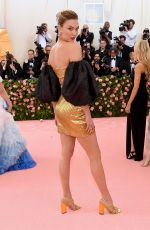 Karlie Kloss At 2019 Met Gala in NYC