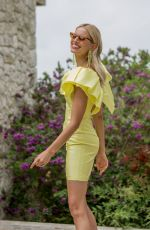 Karolina Kurkova At Wellbeing Summer Lunch at the 72nd Annual Cannes Film Festival