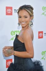 Karrueche Tran At 29th Annual Environmental Media Awards in Beverly Hills