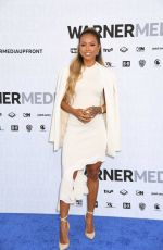 Karrueche Tran At WarnerMedia Upfront 2019 at The Theater at Madison Square Garden in NYC