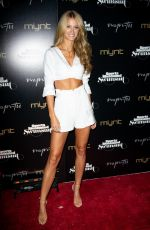 Kate Bock At Sports Illustrated Swimsuit issue launch celebration in Miami