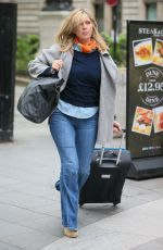 Kate Garraway At Global Radio Studios London