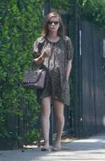 Kate Mara Out with her husband In Los Feliz