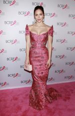 Katharine McPhee At Breast Cancer Research Foundation Hosts Hot Pink Party in New York City
