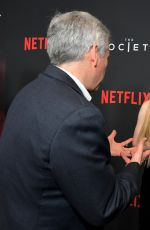 Kathryn Newton At Premiere of Netflix