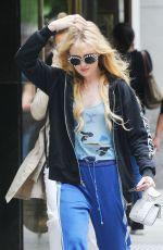 Kathryn Newton Out with a friend in NYC