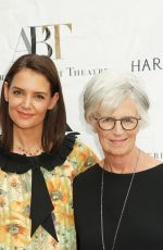 Katie Holmes At american ballet theatre 2019 spring gala in NYC