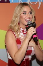 Katy Perry At Launch of her new shoe line at Macy