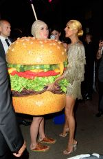 Katy Perry & Celine Dion at the Met Gala After Party in NYC