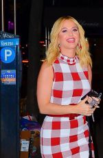 Katy Perry Out for dinner in NYC