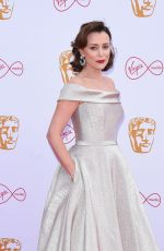 Keeley Hawes At British Academy Television Awards at Royal Festival Hall, London