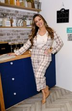 Kelly Brook At this morning live in Birmingham