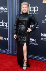 Kelly Clarkson At 2019 Billboard Music Awards at MGM Grand Garden Arena in Las Vegas