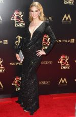 Kelly Kruger At 46th Annual Daytime Emmy Awards, Pasadena Civic Auditorium, Los Angeles