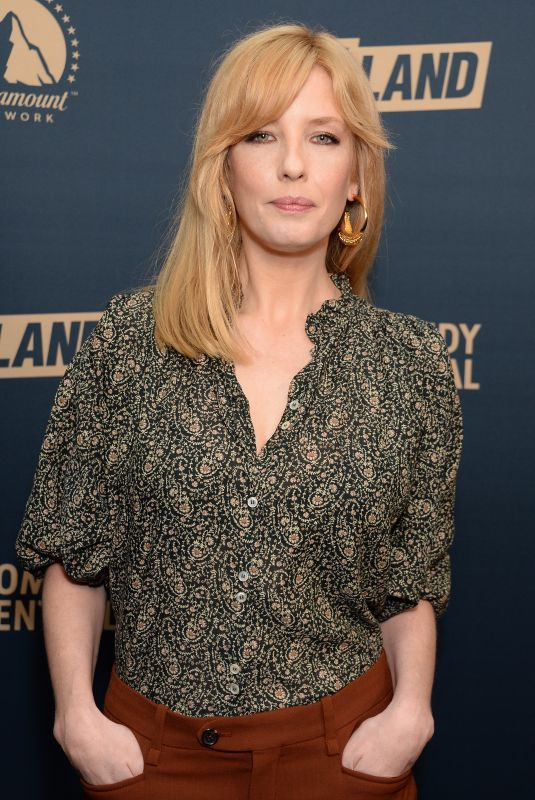 Kelly Reilly At Comedy Central, Paramount Network and TV Land Press Day in LA