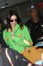 Kendall Jenner Arrives at Nice Airport for the 72nd annual Cannes Film Festival