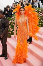 Kendall Jenner At 2019 Met Gala in NYC