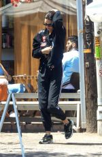 Kendall Jenner At Toast in West Hollywood