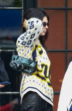 Kendall JennerStepping out in NYC