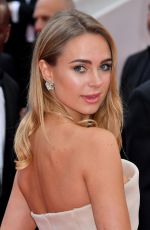 """Kimberley Garner At """"A Hidden Life"""" screening - The 72nd Annual Cannes Film Festival"""