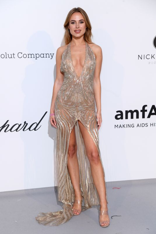 Kimberley Garner At amfAR Cannes Gala 2019 at Hotel du Cap-Eden-Roc in Antibes