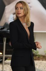 Kimberley Garner At Martinez Hotel in Cannes France