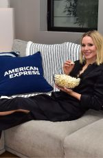 Kristen Bell At American Express` Perfect Night In, Los Angeles