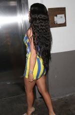 Kylie Jenner Arrives to a birthday party at Catch in Los Angeles