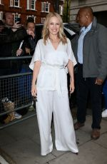 Kylie Minogue Arriving at Radio 2 in London