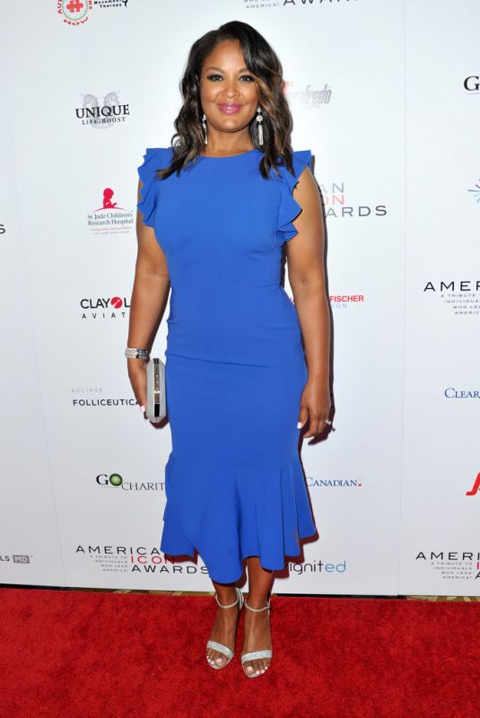 Laila Ali At American Icon Awards 2019 in Beverly Hills