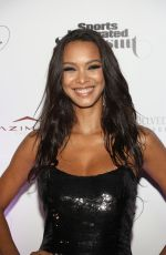 Lais Ribeiro At Sports Illustrated Swimsuit 2019 Issue Launch in Miami