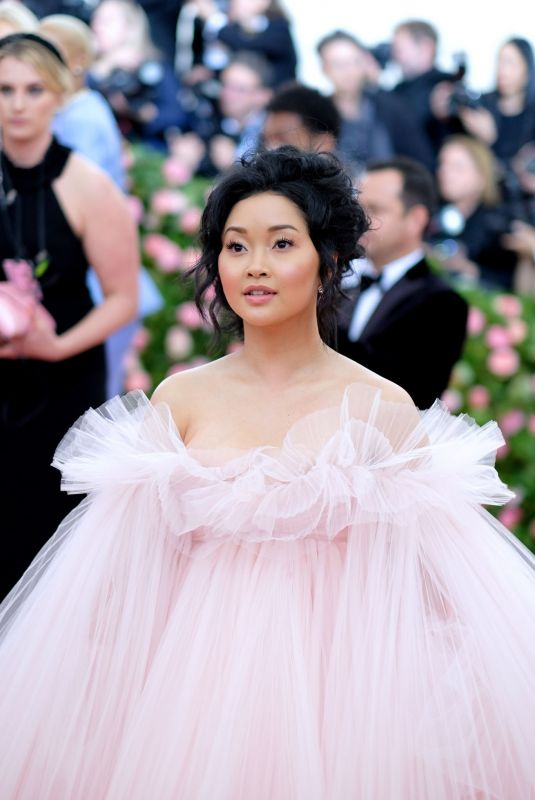 Lana Condor At 2019 Met Gala in NY