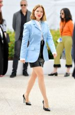 """Lea Seydoux At """"oh mercy!"""" photocall - 72nd annual cannes film festival"""