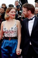 """Lea Seydoux At """"Oh Mercy!"""" screening - 72nd Annual Cannes Film Festival"""