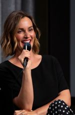 Leighton Meester At SAG-AFTRA Foundation Conversations with
