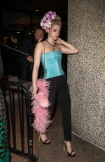 Lili Reinhart At Met Gala After-Party in New York City