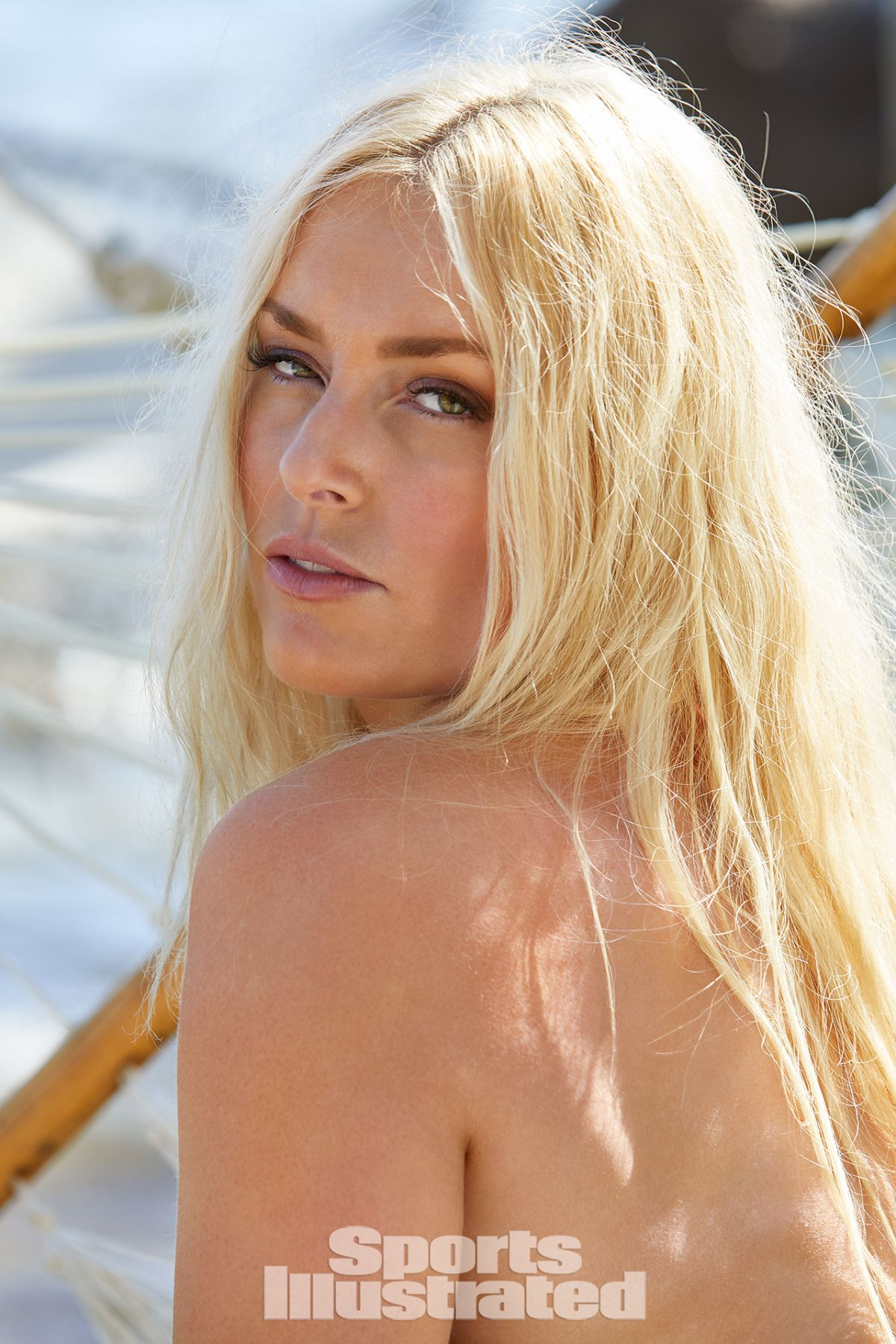Lindsey Vonn - Sports Illustrated Swimsuit 2019 - Celebzz