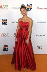 Lizzy Greene At 26th Annual Race to Erase MS Gala in Beverly Hills