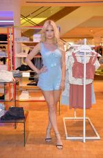 Lottie Moss At The Lottie Moss x PacSun launch event at Selfridges in London