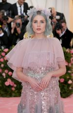 Lucy Boynton At 2019 Met Gala in NY